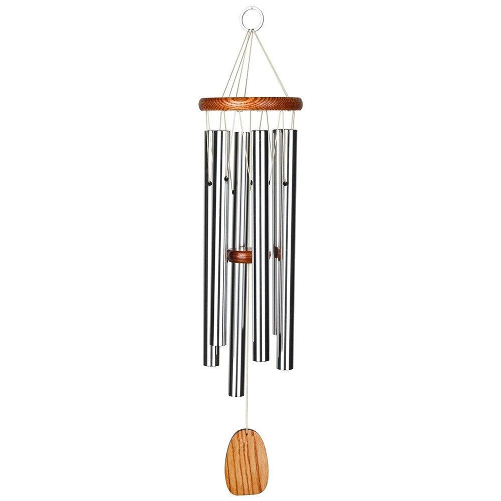 Wind Chimes Campanula Hanging Iron Crafts Home Decoration Metal Pendant u71229