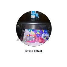 Aomya Dye Ink Based Non OEM Set of 6 Refill Ink Kit 70ml For Epson L800 L801 Printer Ink Cartridge No. T6731/2/3/4/5/6