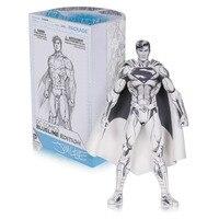 New dc comic blueline cổ điển siêu hero superman hành động hình phiên bản giới hạn jim lee phác thảo