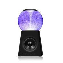 LED colorful music fountain water polo tornado speaker Bluetooth stereo subwoofer Waterdance