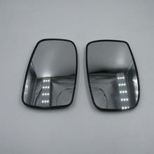 for BYD G3/G3R original exterior mirror side mirror reflective lens Rearview mirror lenses glass 1pcs