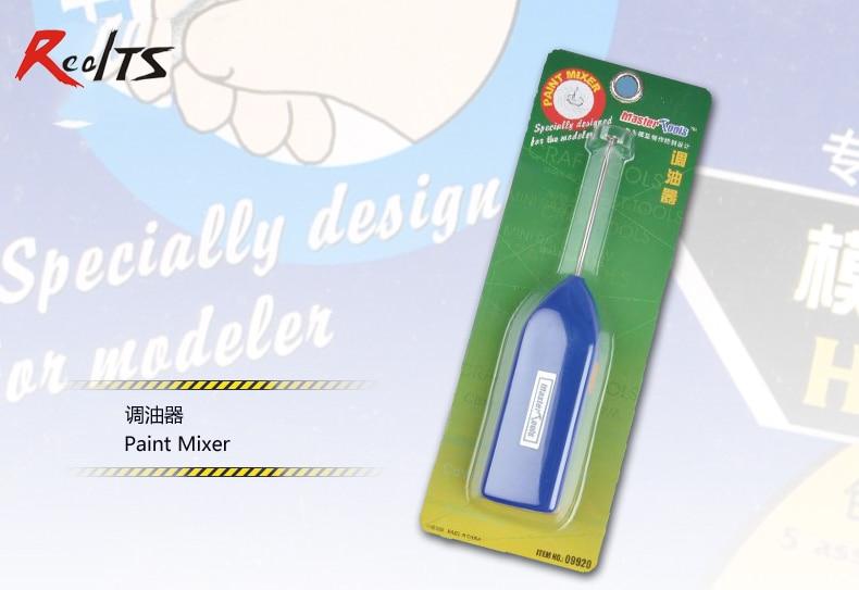 RealTS TRUMPETER Model Craft Master Tools Paint Mixer 09920 P9920RealTS TRUMPETER Model Craft Master Tools Paint Mixer 09920 P9920