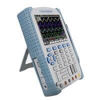 Yeni Oscilloscopio 60MHz sinyal kaynağı frekans metre spektrumlu çok ölçer İngilizce manuel DSO8060