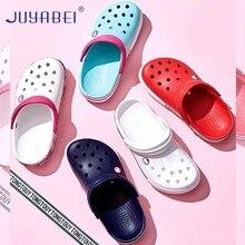 New Non-slip Medical Shoes Summer Nurse Slippers Thick-bottom Hospital Laboratory Beauty Salon Clinic Pharmacy Work Shoes Unisex