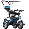 2017 kids Tricycle Pram 3 wheel Baby Stroller Child Three Wheels Carriage Baby Buggy Bike Bicycle For 6 Month to 6 Years Old