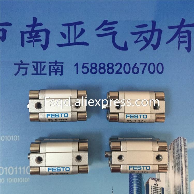 ADVU-12-20/25/30-P-A   FESTO Compact cylinders advu 12 20 25 30 p a festo compact cylinders