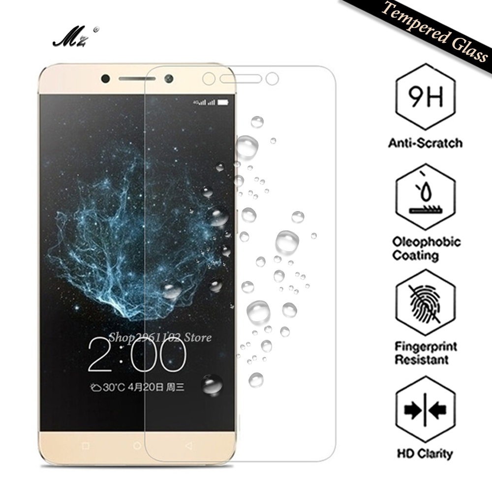 Tempered Glass For LeTV LeEco Le 2 X520 X527 X620 2Pro S3 X626 Pro 3 Pro3 X720 X722 Max 2 Max2 X821 X820 Cool 1 Screen Protector