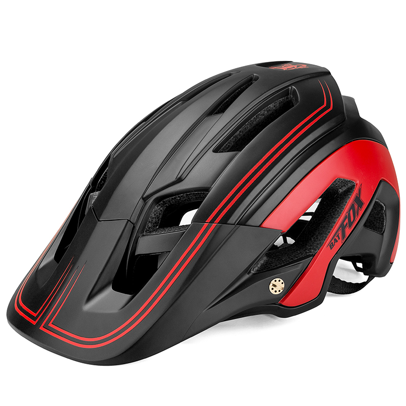 New Bicycle Helmet All-terrai MTB Cycling Bike Sports Safety Helmet OFF-ROAD Super Mountain Bike Cycling Helmet casco ciclismo  New Bicycle Helmet All-terrai MTB Cycling Bike Sports Safety Helmet OFF-ROAD Super Mountain Bike Cycling Helmet casco ciclismo