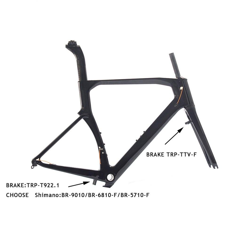 2017 neueste Toray t700 Bicicleta 700C Radfahren Carbon BSA Aero ...