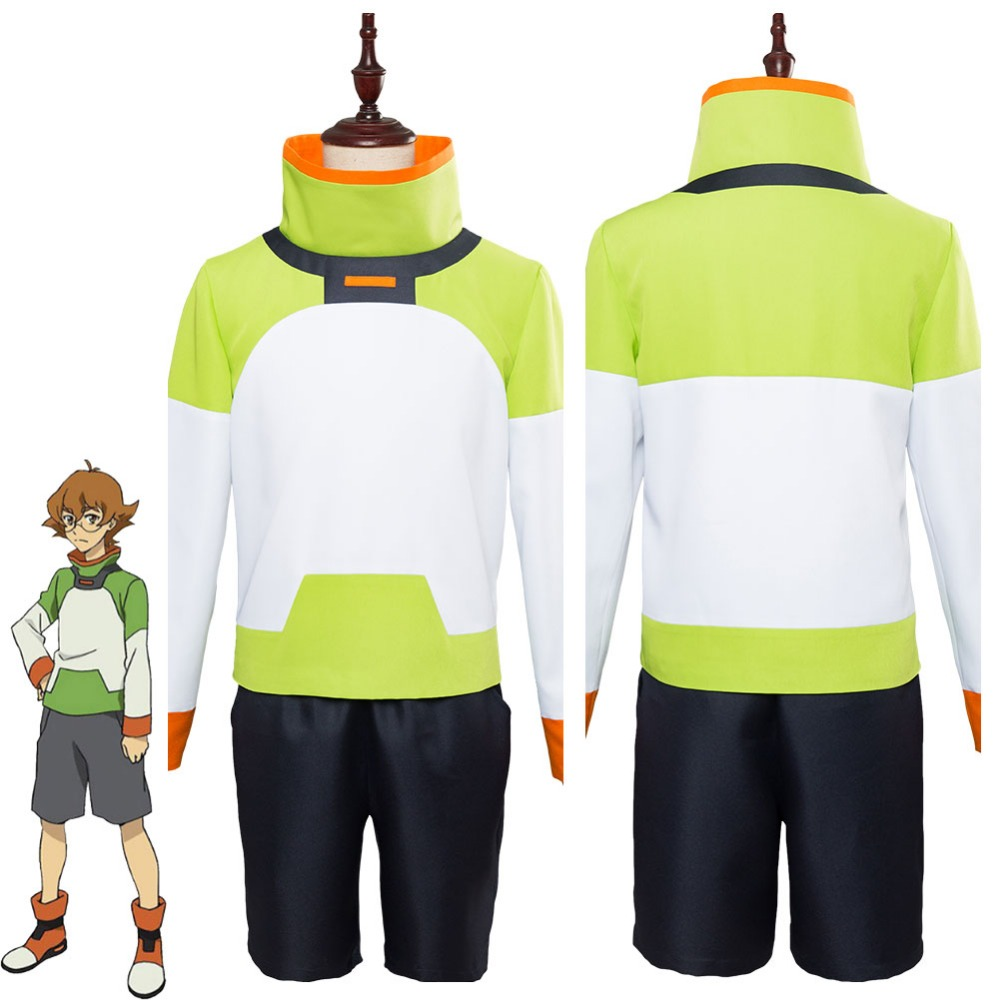 "Voltron Legendary Defender of the Universe Katie ""Pidge"" Holt Cosplay Costume Adult Halloween Carnival Cosplay Costume"