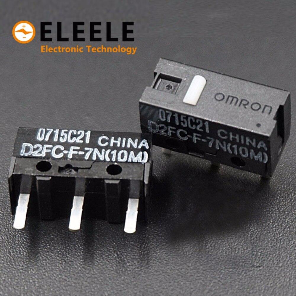5X Mikroschalter OMRON D2FC-F-7N für MauRSPF