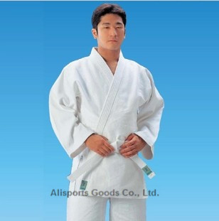 최고 품질 Jiu Jitsu 100 % 코튼 유도 Gi Bjj Gi 국제 표준 무술 유니폼 선물 벨트 무료 배송