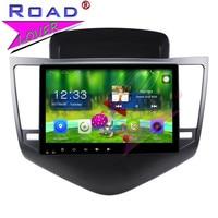 TOPNAVI 2G + 32 GB Android 6,0 9 Автомобильный медиацентр авто видео для Chevrolet Cruze стерео gps навигация два Din плеер MP3 без DVD