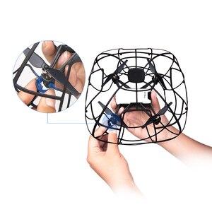 Image 5 - PGYTECH Tello сферическая Защитная клетка Пропеллер для DJI Tello Drone Light полная защита аксессуары