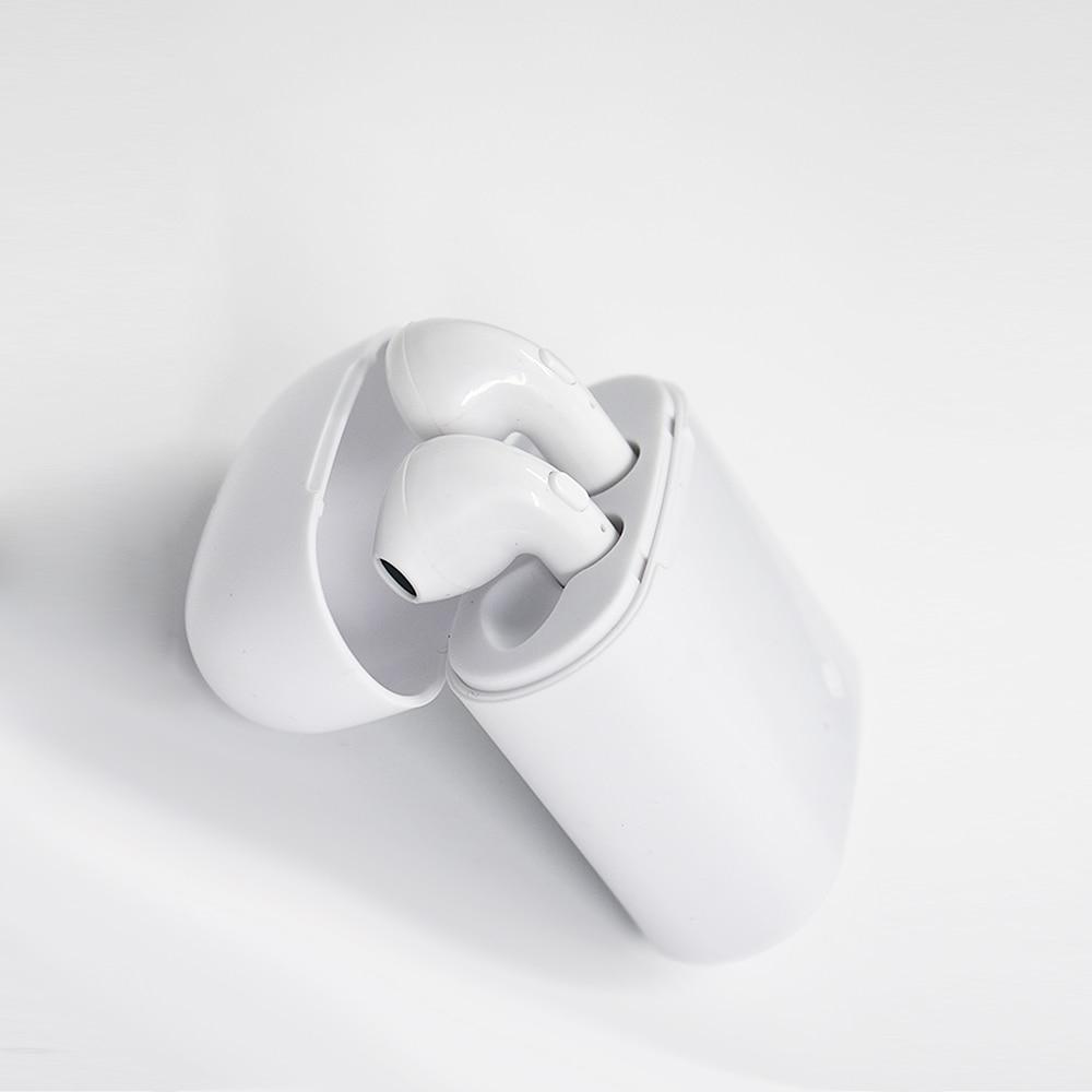 xiomi Mini TWS i7S Bluetooth Twins Wi-fi In-Ear Headphones Cellphone Sport Headset in Ear Buds With Mic for ear pods Bluetooth Earphones & Headphones, Low cost Bluetooth Earphones &...