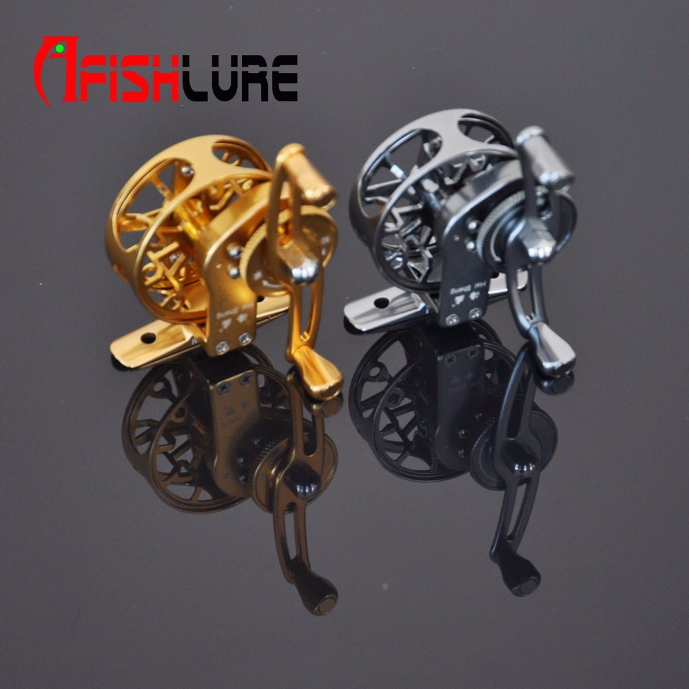 Super Light Aluminum Alloy Fly Reel Line Capactity:0.3mm/100m Fishing Wheel maximumcatch hvc 7 8 weight exclusive super light fly reel chinese cnc fly fishing reel large arbor aluminum fly reel