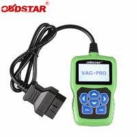 OBDSTAR VAG PRO Auto Key Programmer Nie Trzeba Kodu Pin Dla nowe AUDI/VW/SKODA SEAT Security Code Reader Programowania I licznik kilometrów