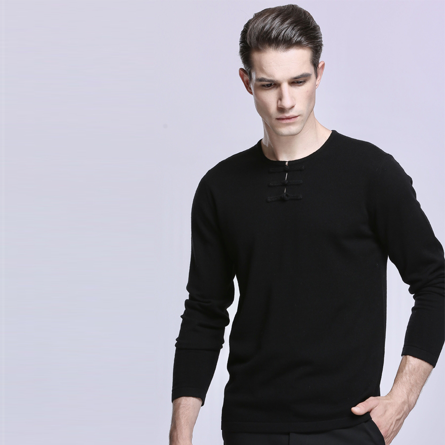 Aliexpress.com : Buy 2017 New Wool Sweater Men Traditional Chinese ...