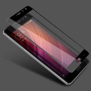 Image 1 - Tam Kapak Temperli Cam Xiaomi Redmi Pro Için Ekran Koruyucu koruyucu film Için Xiaomi Redmi Pro cam