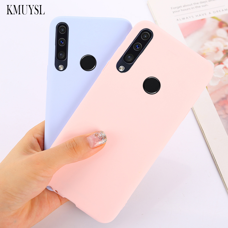 Candy Color Case For Huawei Honor 10i Case Honor 10i Case Silicone Cover For Huawei Honor 20i Honor10i 10 I 6.21inch Phone Case