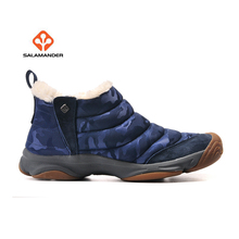 Salamander Для мужчин Зимние Открытый Поход Пеший Туризм Сапоги и ботинки для девочек Обувь Спортивная обувь для Для мужчин зимние восхождение Mountain Сапоги и ботинки для девочек человек Спортивная обувь