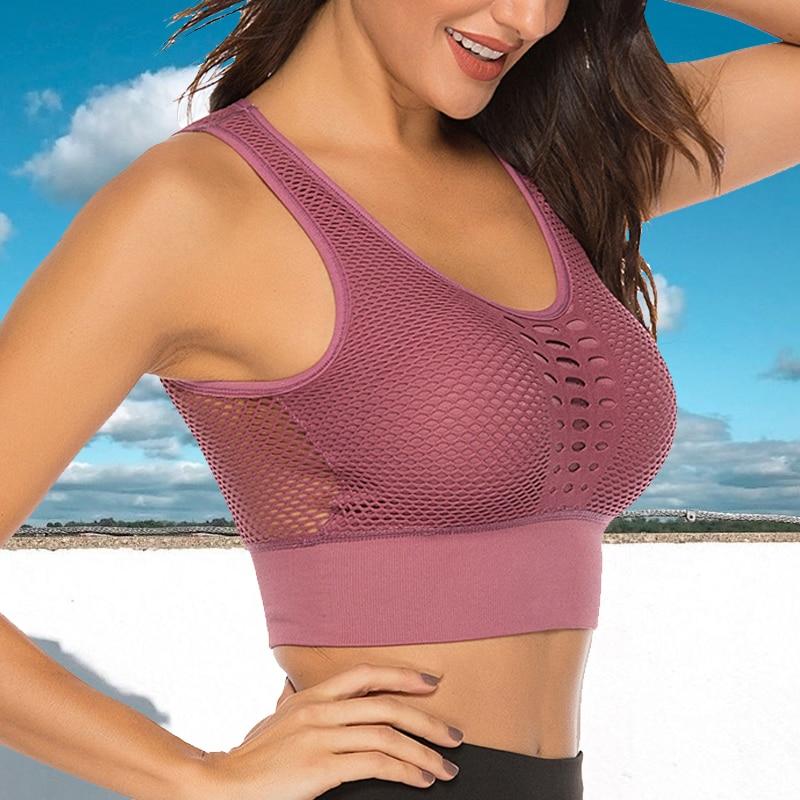 air sports bra - light Purple