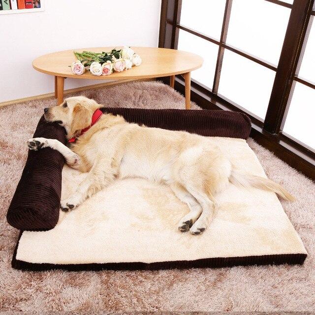 Luxury Large Dog Sofa 2