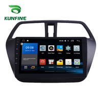 Octa Core 1024*600 Android 8.1 Car DVD GPS Navigation Player Deckless Car Stereo for Hyundai IX45 2017 Radio