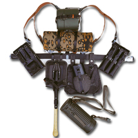 WW2 WWII MP38 LEATHER EQUIPMENT COMBINATION FIDLE GEAR PACKAGE
