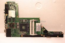 45 days Warranty For hp DV3 599414-001 laptop Motherboard for intel cpu with 4 video chips non-integrated graphics card