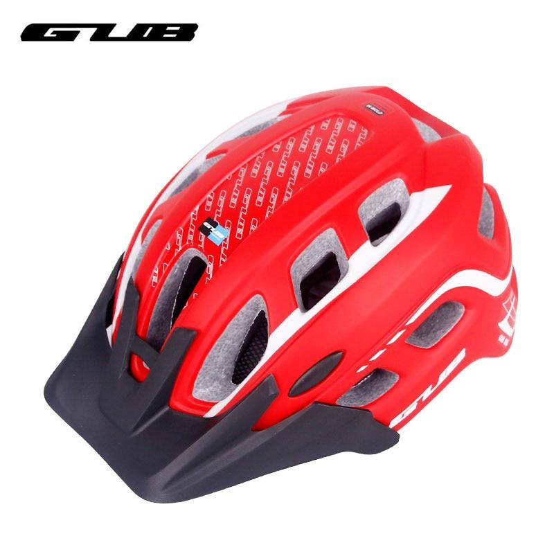 Helmetë për biçikleta GUB me garzë integruese 19 Venta ajri Bike - Çiklizmit - Foto 2