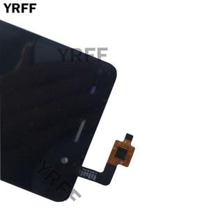 Image 4 - 5 شاشة هاتف LCD المحمول ل BQ BQS 5020 BQS 5020 سترايك شاشة إل سي دي باللمس شاشة كاملة الجمعية أدوات غشاء واقي