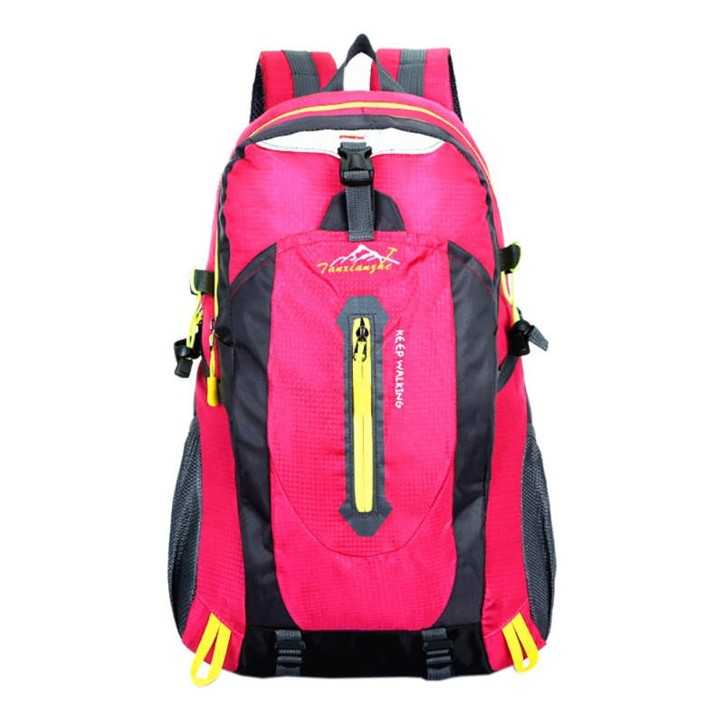 Outdoor Women and Men Oxford Waterproof With Ears Bags Sack Backpack Travel Mountaineering Rucksack Trekking Backpacks