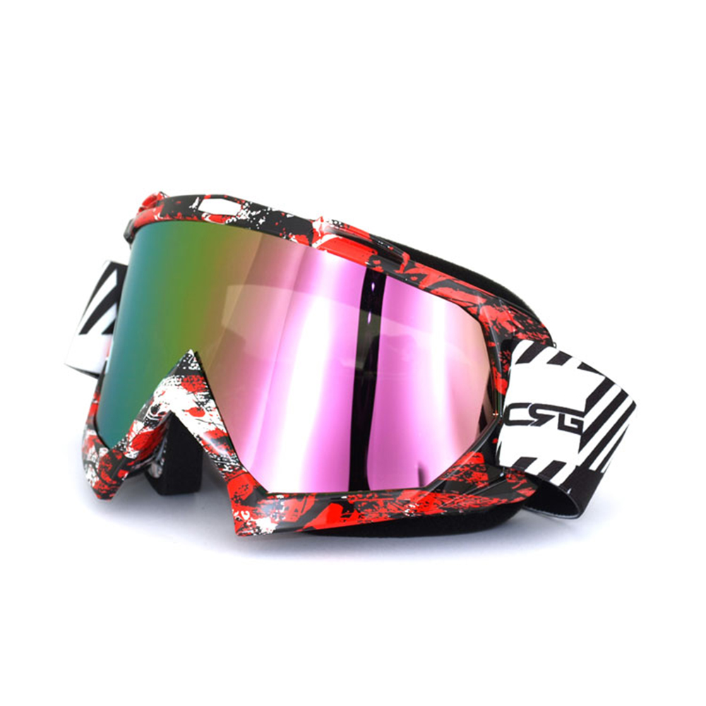 2016 MX Adult Enemy Goggles Solid Motocross ATV Dirt Bike UTV Dirtbike Motocross Goggles ...
