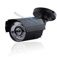 800TVL CCTV Color Day Night 6mm 24 IRleds 20 Meters Outdoor Weatherproof Security Bullet IR CUT