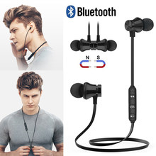 For LG V40 ThinQ V30s V30 Q8 Q7 Q6 G8 G7 G6 K10 K8 K4 K7 Earphone Bluetooth Headphone Wireless Earbud Sport Running Earpiece(China)