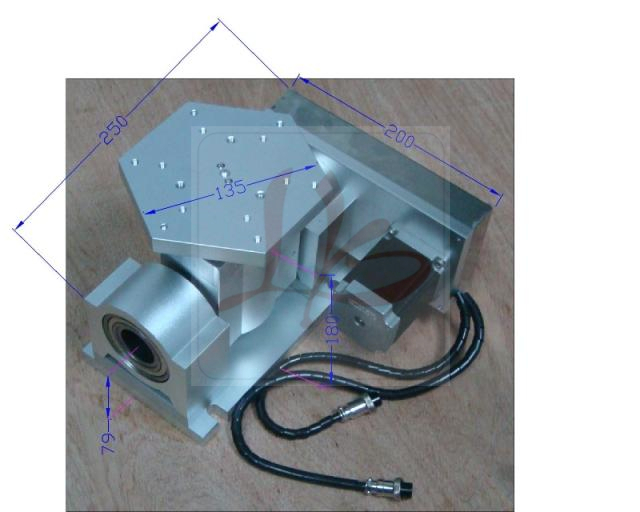 CNC Router Accessories CNC 5 Axis T Chuck Type Include A Aixs, Rotary Axis For CNC Router CNC Milling Machine no tax to russia cnc 5 axis t chuck type include a aixs