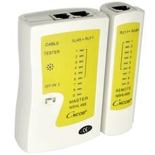Cncob rj45 и rj11 сетевой кабель Тесты er локальной сети Ethernet Тесты инструмент cat5e cat6a cat3 RJ12 chl-468 utp ftp детектор