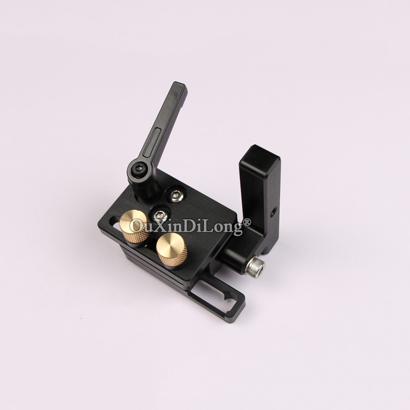 1PCS Flip Stop for 45mm T-Track with Adjustable Scale Mechanism (not included 45mm miter t-track) JF1702 линейка калиброн 150х19х0 45mm 73854