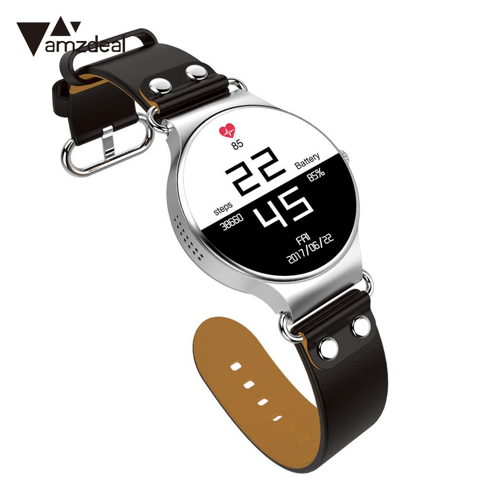 1.39 Inch 3G Support WiF GPS Nano SIM Card Phone Call Pedometer Smart Watch for Android IOS Heart Rate Handsfree Gift