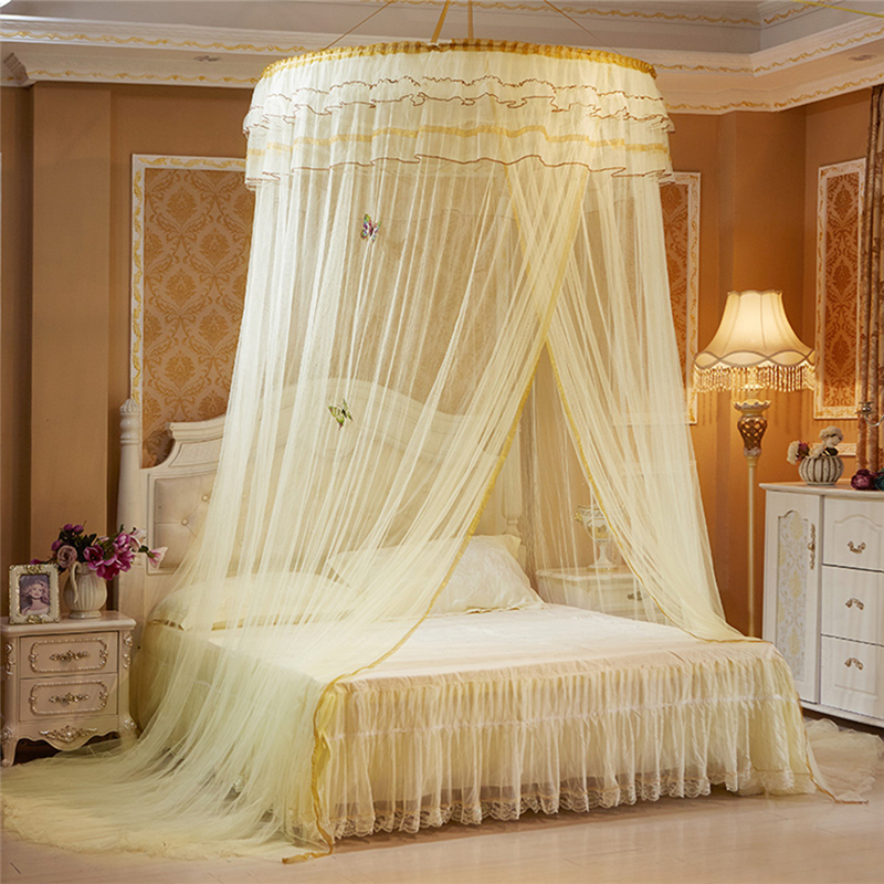 Luminous Butterfly Baby Tent Crib Netting Palace Bedroom Bed Curtain Kids  Girls Mantle Mosquito Net Tents Decorative Canopy