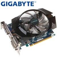 GIGABYTE Graphics Card Original GTX650 1GB 128Bit GDDR5 Video Cards For NVIDIA Geforce GTX 650 Dvi