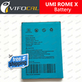 UMI ROMA X Batería 2500 mAh 100% Original Nuevo Reemplazo accesorio acumuladores Para UMI Teléfono Celular de ROMA