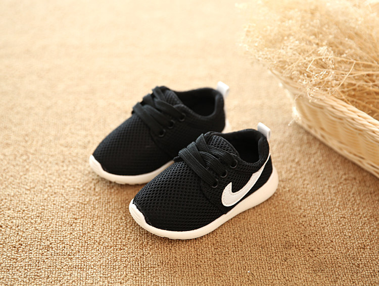 2018 High Quality Soft Soled Baby Boys And Girls Sports Shoes Non ... 66f51e8dd968