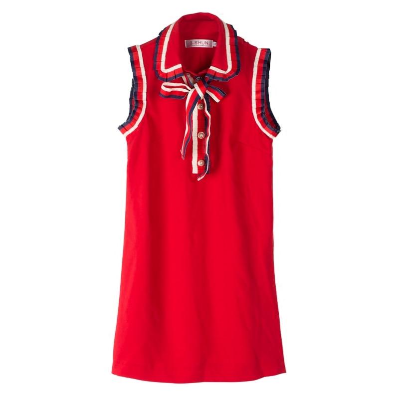 2019. gada vasaras sarkanās Sarafan kleitas sieviešu skrejceļa - Sieviešu apģērbs - Foto 2