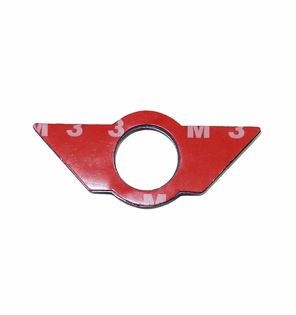 Angel Wing Union Jack DOOR LOCK KNOB PIN DECOR RING FOR  MINI COOPER 2 DOOR