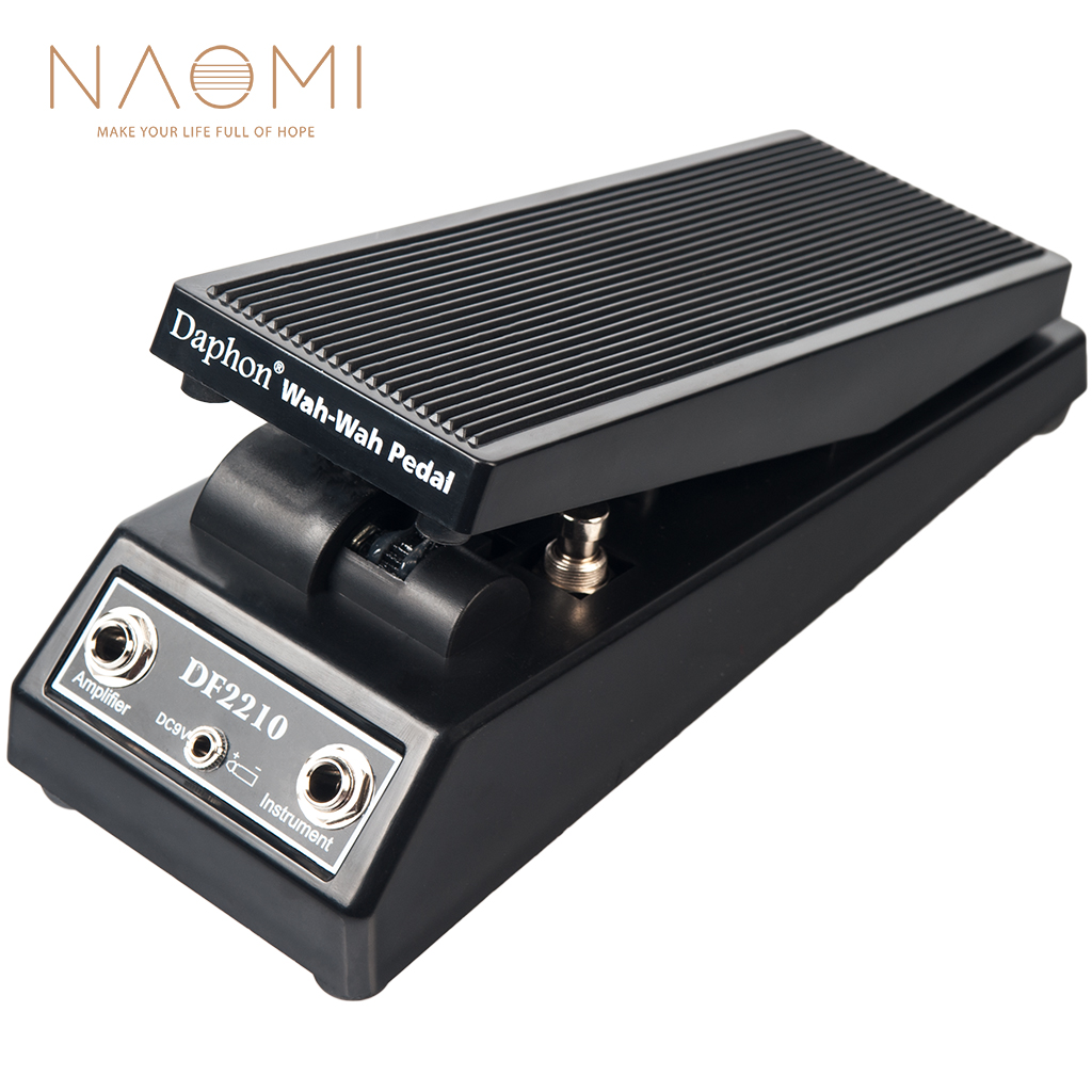 NAOMI Daphon DF2210 Guitar Wah Wah Pedal For Electric Guitar Players DJ(China)
