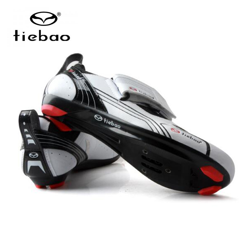 Look-KEO Cleats for Men Women TieBao Outdoor Triathlon Road Bike Cycling or Indoor Spinning Class Riding Shoes Compatible with SPD SPD-SL