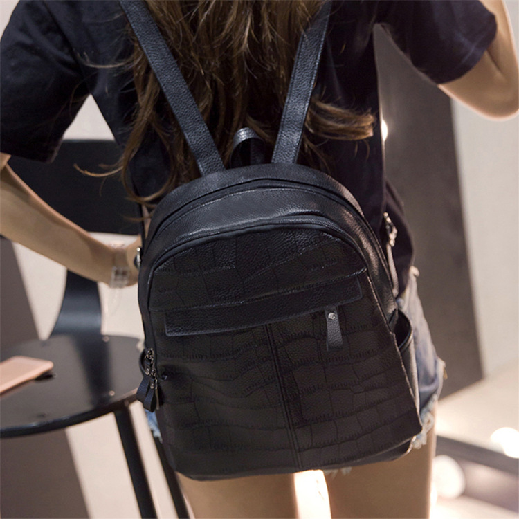Women Backpack Girls School Shoulder Bag mochila Female Casual Bag Youth Teenage Backpacks Lady High Quality Bagpack D172