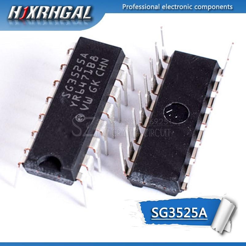 10 шт. SG3525AN DIP16 SG3525A DIP SG3525 3525AN DIP-16 Новый и оригинальный IC HJXRHGAL